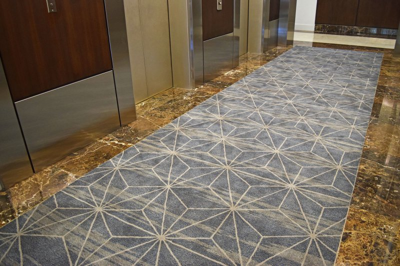 Commercial Carpet Installation In Coral Gables Office