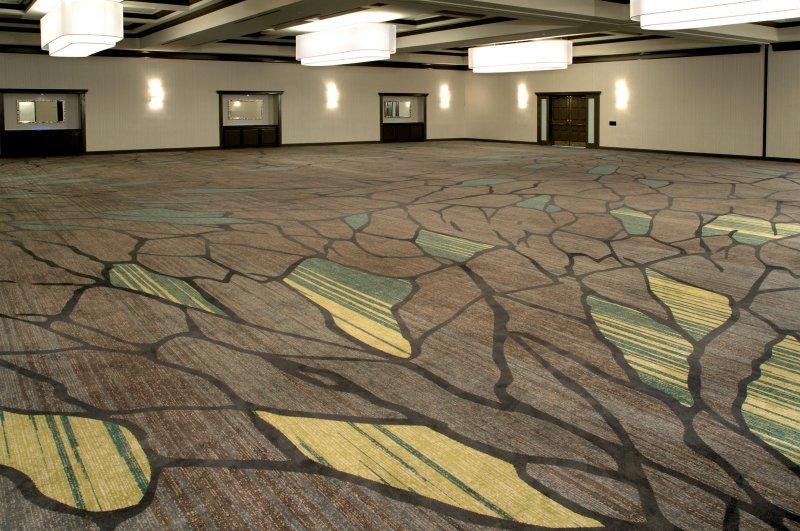 Marriott Carpet Installation by East Coast Flooring