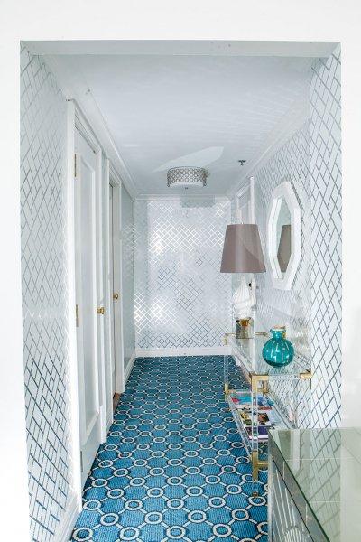 East Coast Installed Carpet Floors for the EAU Hotel in Palm Beach
