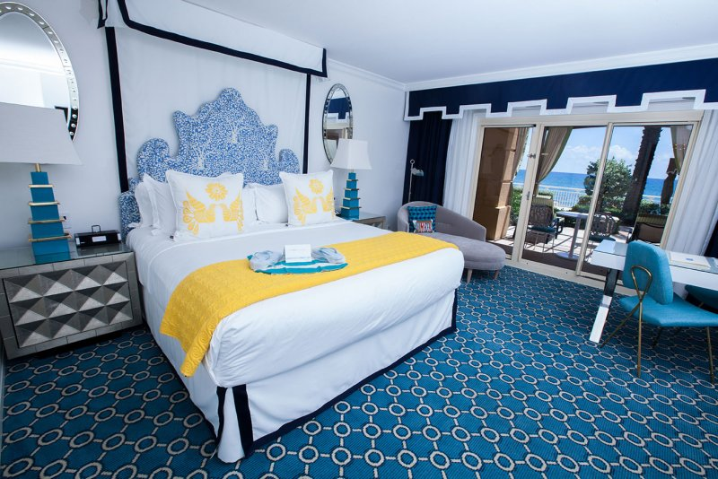 EAU hotel Carpet Installation by East Coast Flooring and Interiors