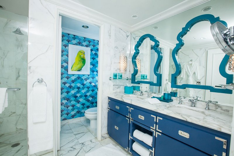 EAU Hotel Interior Painting | East Coast Flooring and Interiors