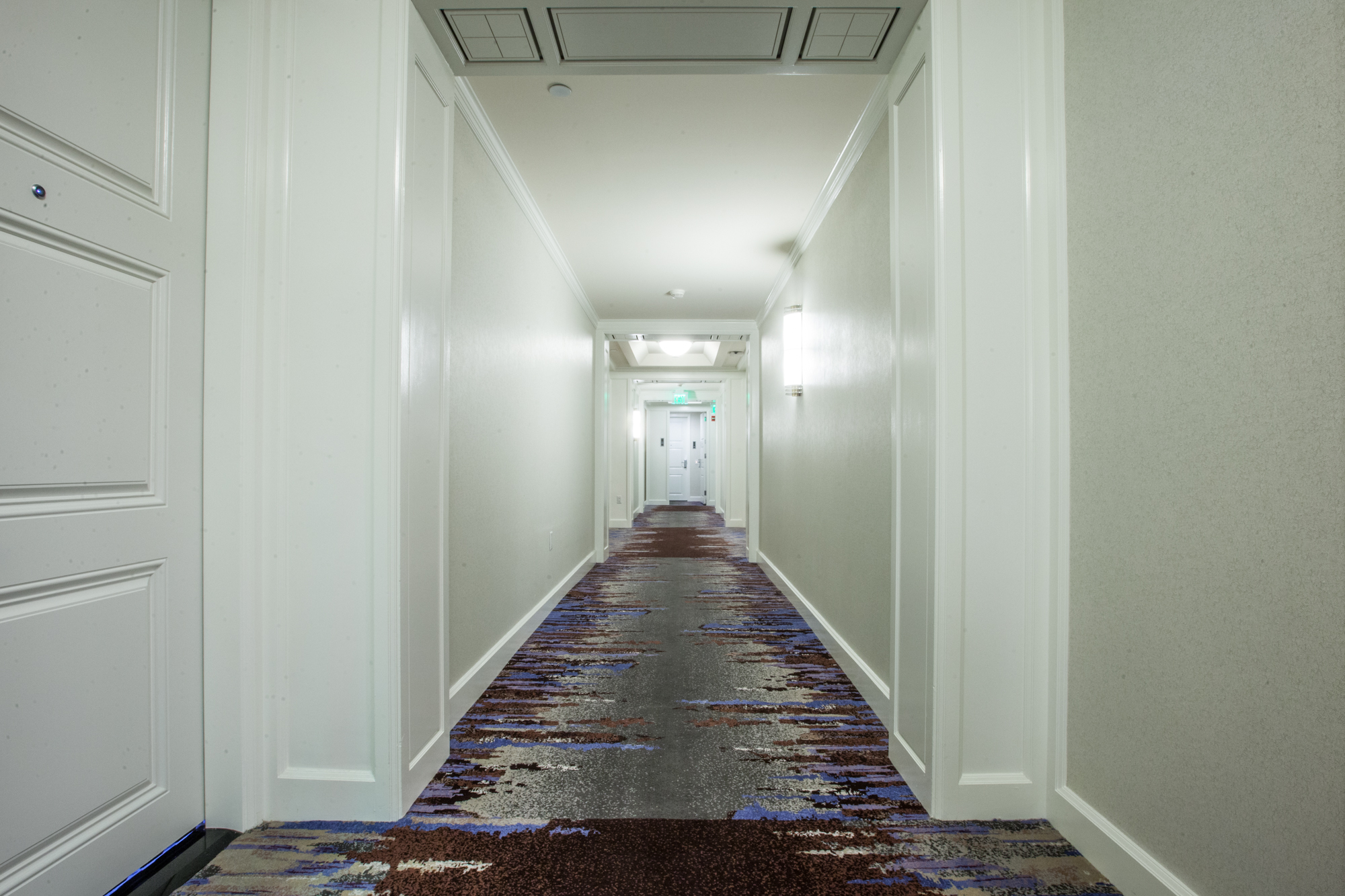 Carpet Installation at the Four Seasons | Miami FL
