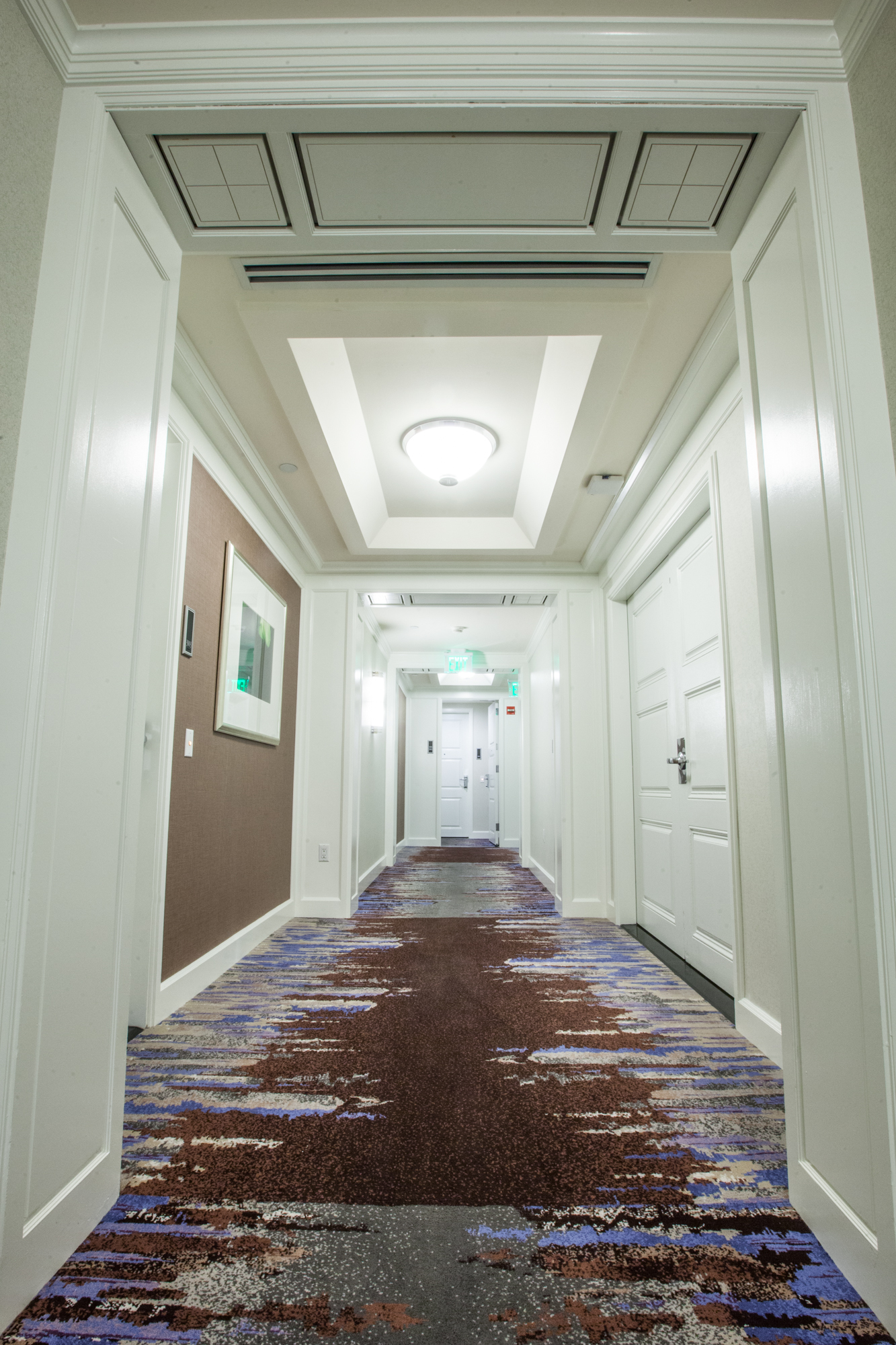 Installed Carpet | Four Seasons Brickell Hotel in South FL