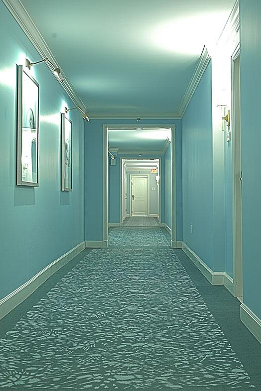 Hotel Carpet Floor Installation by East Coast | Four Seasons Palm Beach