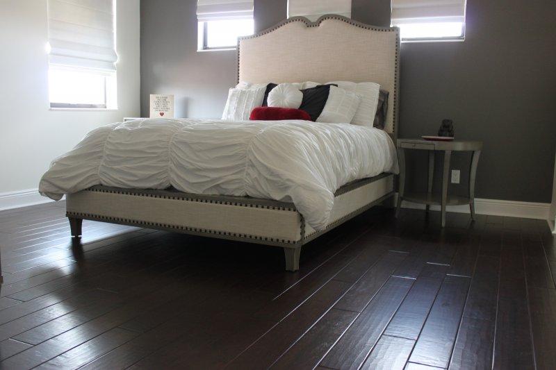 Hardwood Flooring Installed at Heron Bay Residence | South Florida