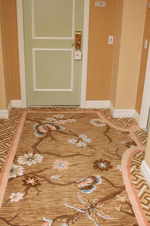 East Coast Installed Carpet at the Ritz Carlton | South Florida