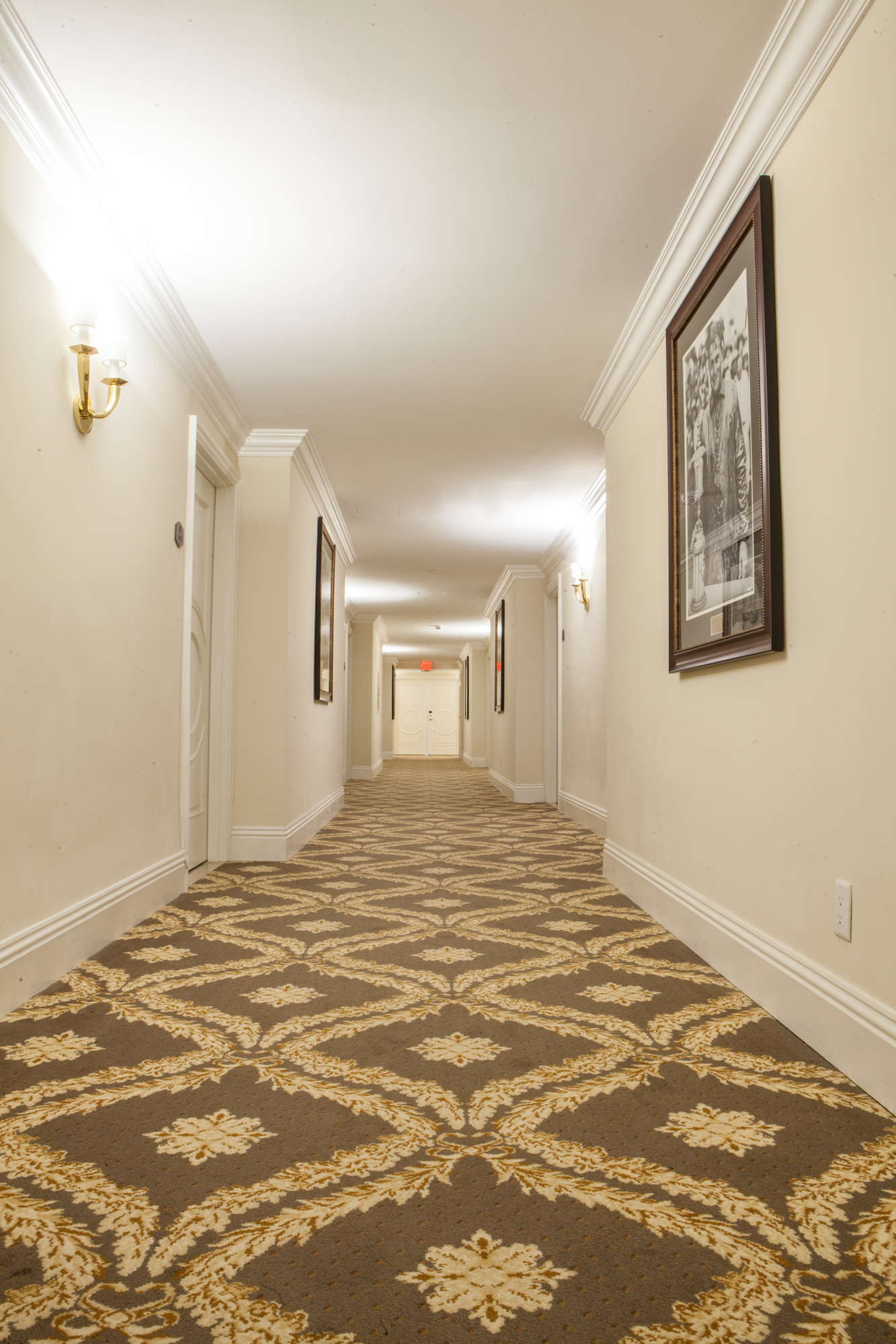 Installed Carpet In Trump Resort | Doral FL