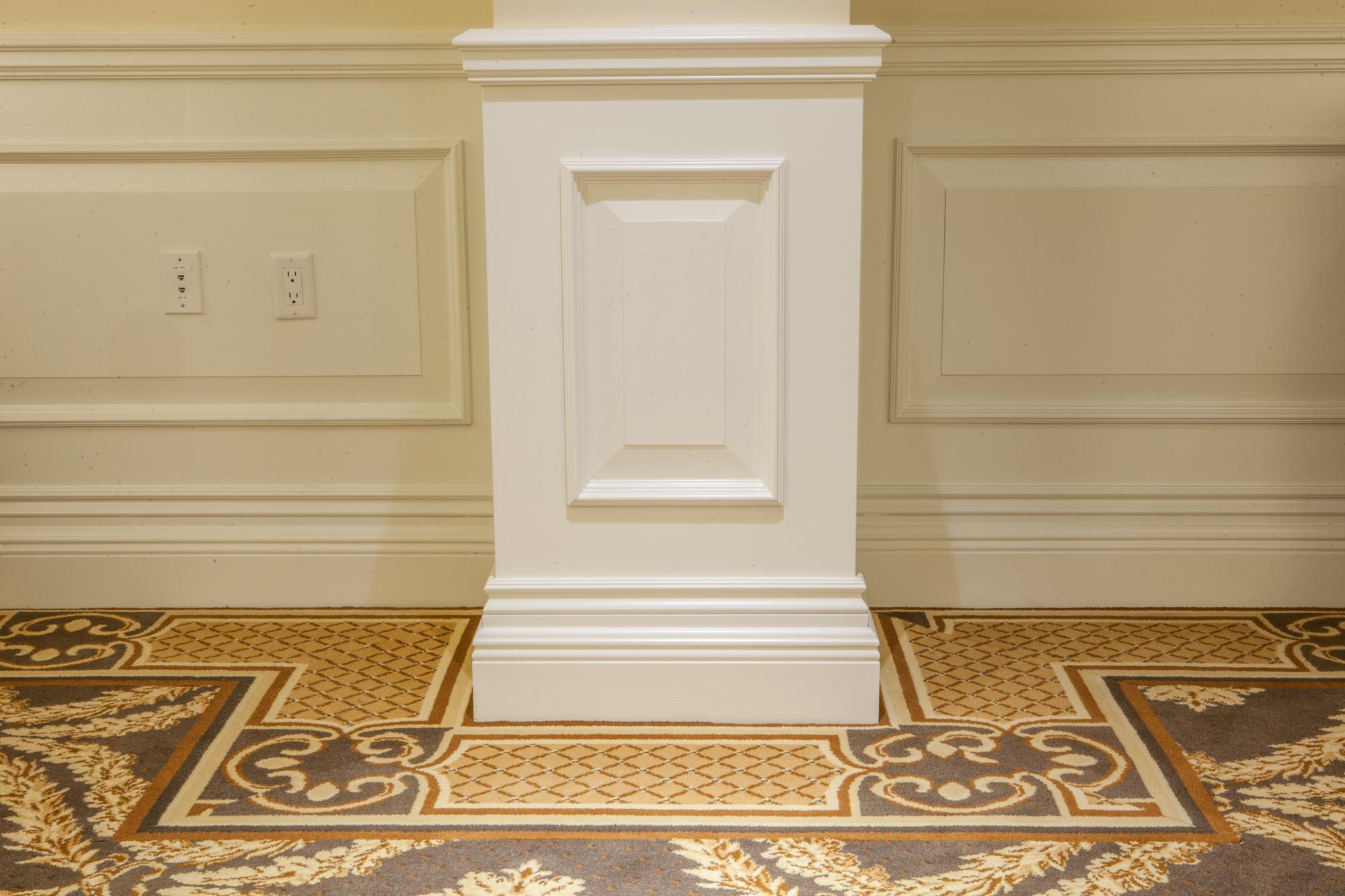 Textured Carpet Install | Trump Resort Florida