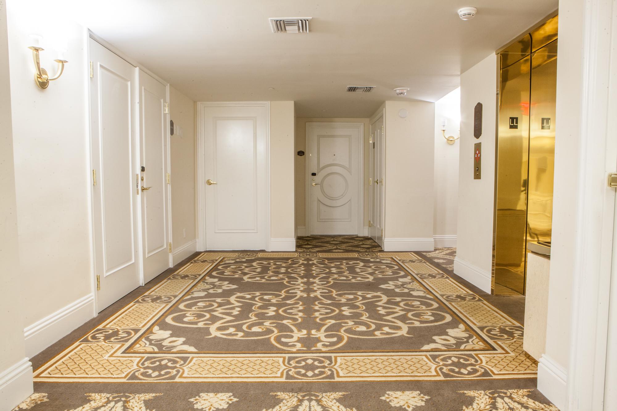 East Coast Flooring Installs Carpet at Trump Resort in Doral