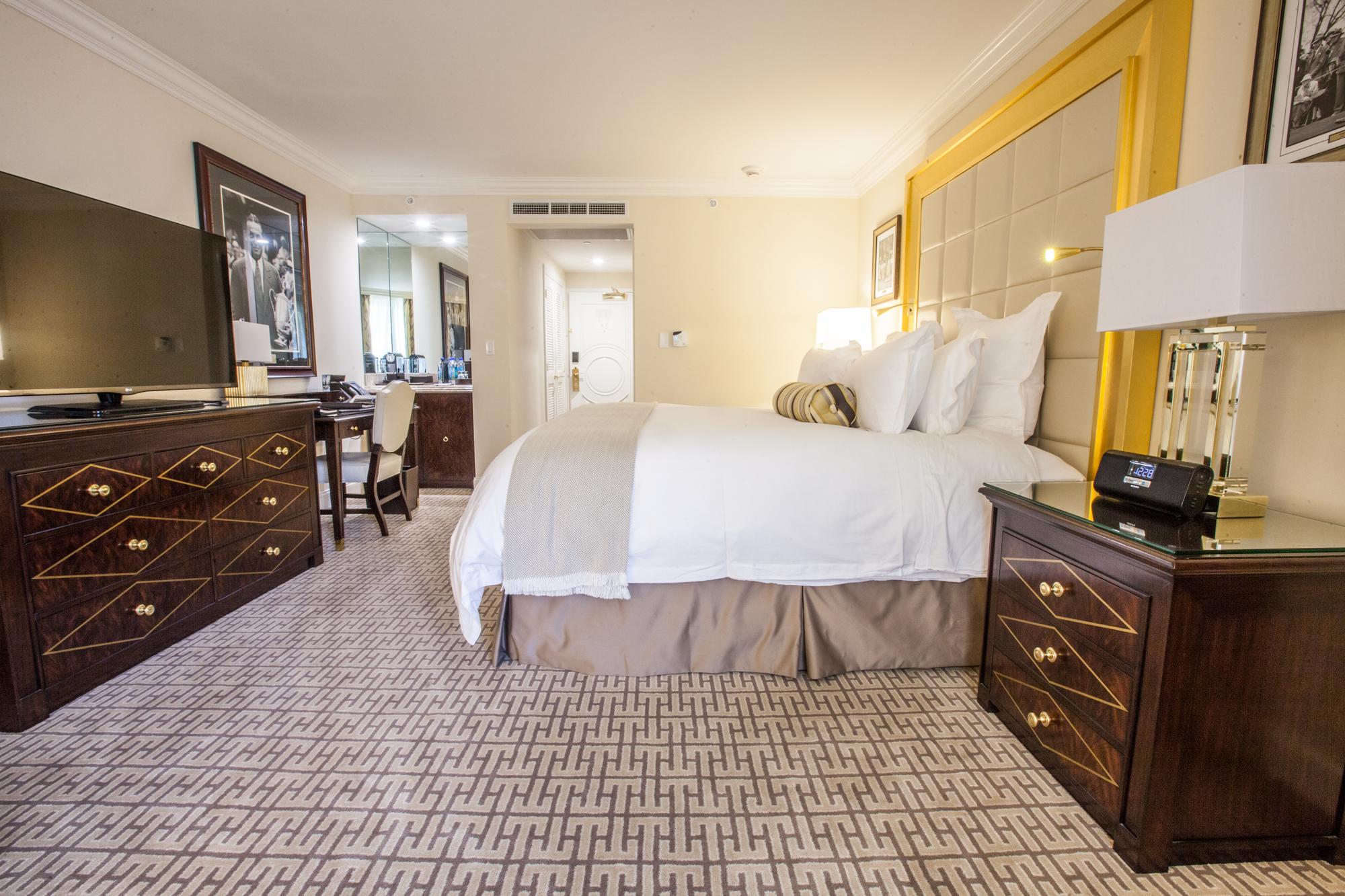 Commercial Floor Installation | Trump Resort Doral