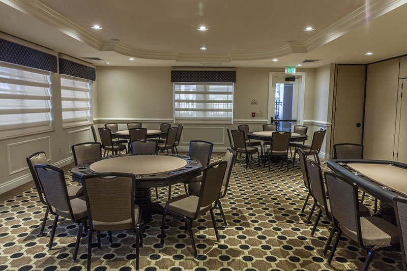 Commercial Flooring Installation at Valencia Shores Clubhouse | Lake Worth Florida