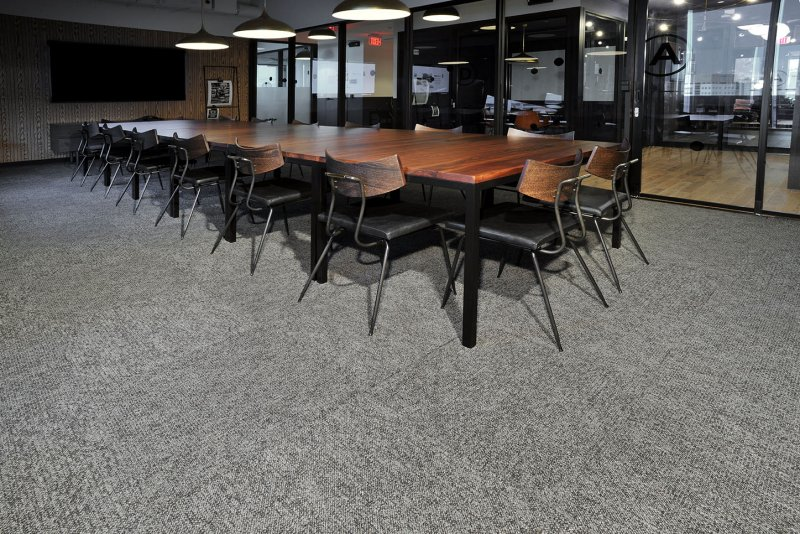 WeWork Conference Room Flooring Installation