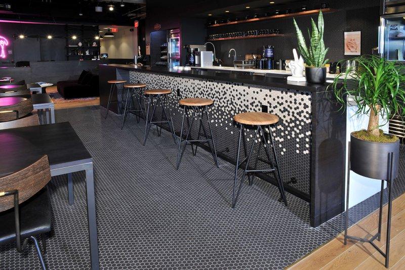 WeWork Kitchen Flooring