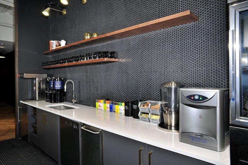 WeWork BCC Brickell Kitchen