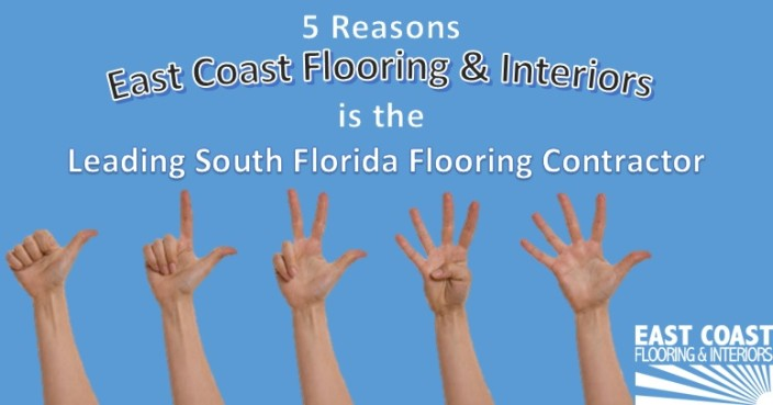 Leading South Florida Flooring Contractor | East Coast Flooring and Interiors