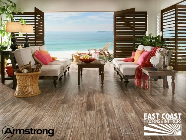 Armstrong Vnyl Flooring | East Coast Flooring and Interiors