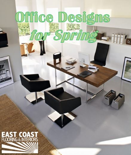 Tile Flooring Installation | Floor Installers Share Tips for Spring Office Designs
