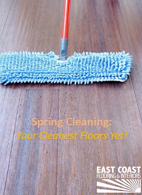 Wood Flooring Tips for the Cleanest Floors | East Coast Flooring and Interior