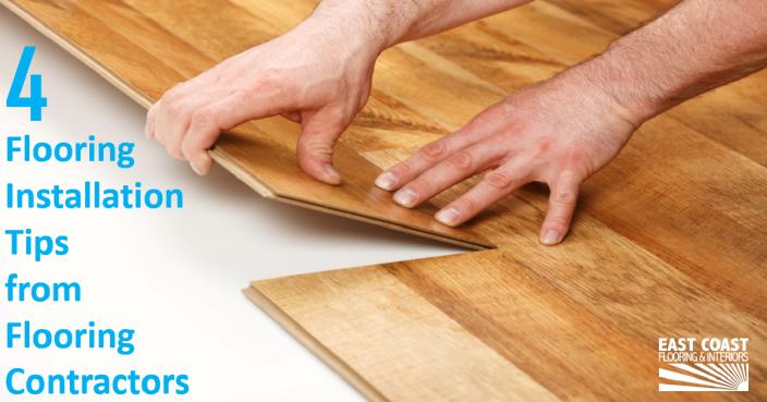 Flooring Contractor | East Coast Flooring & Interiors