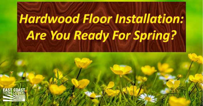 Hardwood Floor Installation | East Coast Flooring and Interiors