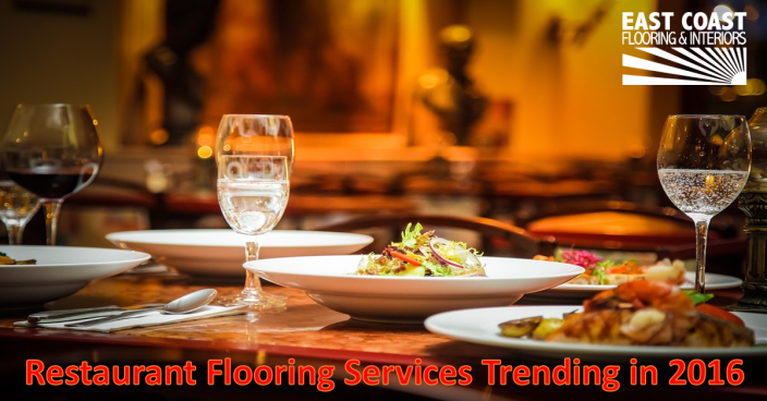 Restaurant Flooring Services | East Coast Flooring and Interiors