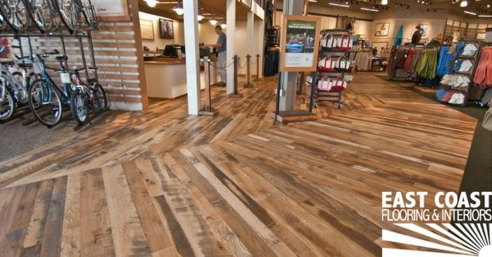 Commercial Flooring Subcontractor | East Coast Flooring & Interiors