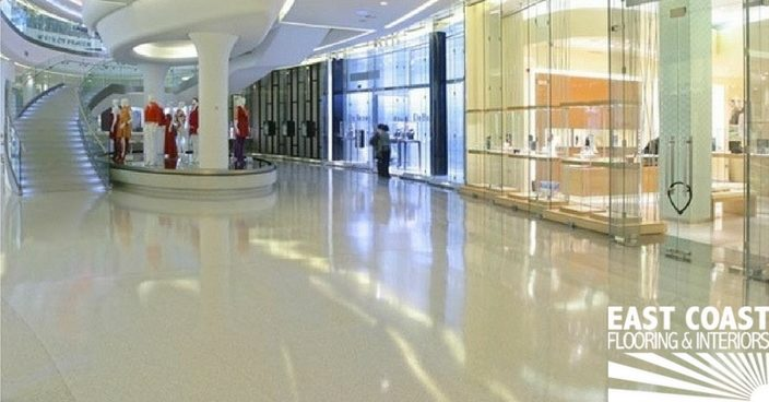 Commercial Flooring Installation | East Coast Flooring & Interiors