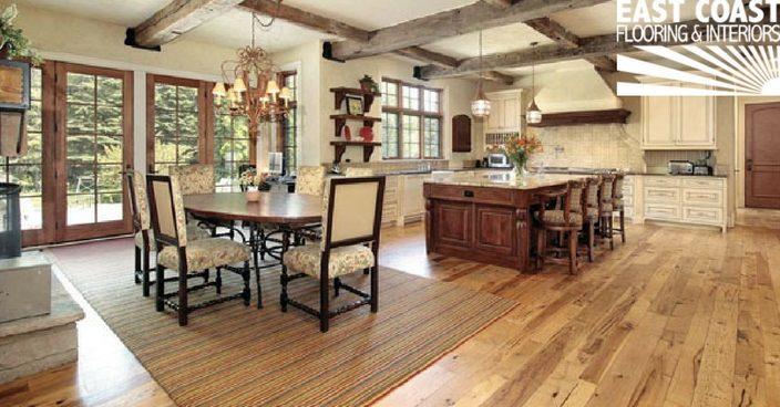 Hardwood Flooring Installation | East Coast Flooring & Interiors