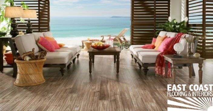 Best types of flooring for beach houses east coast flooring for Type of floors in houses