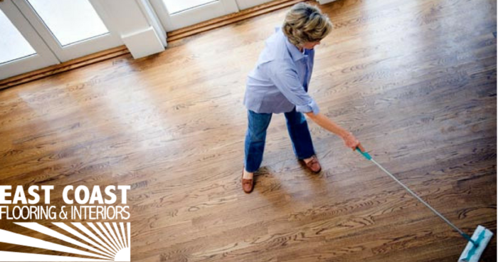 Best Ways to Clean Hardwood Floors | East Coast Flooring & Interiors