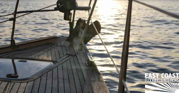 Yacht Flooring Installation | East Coast Flooring & Interiors