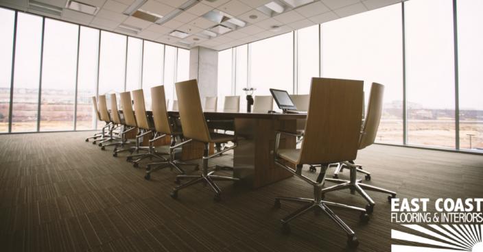 Commercial Carpet Installation | East Coast Flooring & Interiors