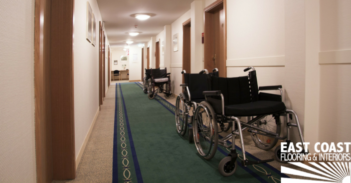 Assisted Living Carpet | East Coast Flooring & Interiors