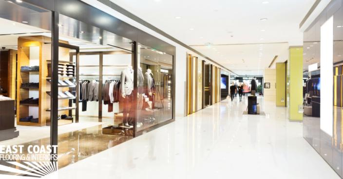 Commercial Flooring Installation | East Coast Flooring & Interiors